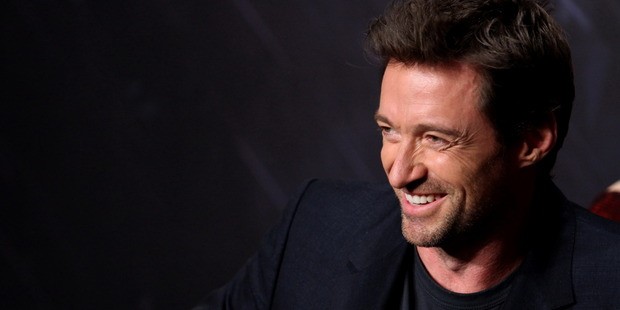 Austrilian actor Hugh Jackman stars in Logan and it's his last Wolverine film. Photo / Getty