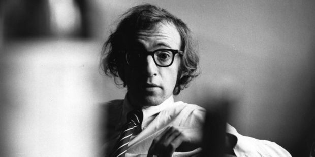 US writer, actor and film director Woody Allen. Photo / Getty