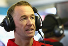 Greg Murphy during qualifying for the Sandown 500 in 2014. Photo / Getty Images