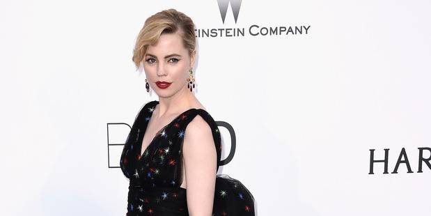 Actress Melissa George. Photo / Getty Images