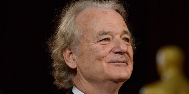 Actor Bill Murray. Photo / Getty Images