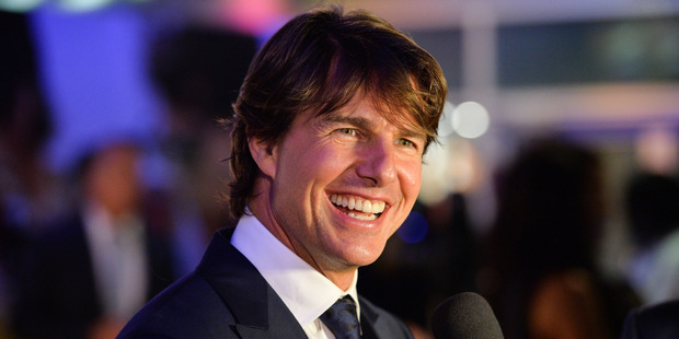 Actor Tom Cruise attends the Canadian Fan Premiere of 'Mission: Impossible - Rogue Nation' at the Cineplex Scotiabank Theatre on July 27, 2015. Photo / Getty
