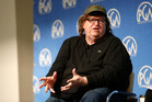 Michael Moore speaks during the PGA Produced By: New York Conference at Time Warner Center on October 24, 2015 in New York City. Photo / Getty