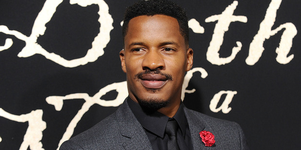 Actor Nate Parker attends the premiere of The Birth of a Nation at ArcLight Cinemas Cinerama Dome on September 21, 2016 in Hollywood, California. Photo / Getty