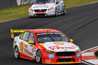 Fabian Coulthard during the Bathurst 1000. Photo / Getty Images