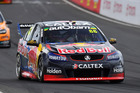 Jamie Whincup during the Bathurst 1000. Photo / Getty Images