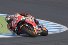 Marc Marquez during the MotoGP of Japan. Photo / Getty Images