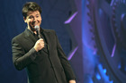 Comic Michael McIntyre performs during the Just For Laughs Festival at the Theatre St. Denis on July 21, 2007, in Montreal. Photo / Getty