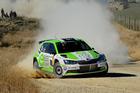 Glenn Inkster during the 2016 Otago Rally. Photo / Geoff Ridder