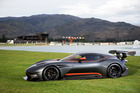 Tony Quinn's Aston Martin Vulcan.