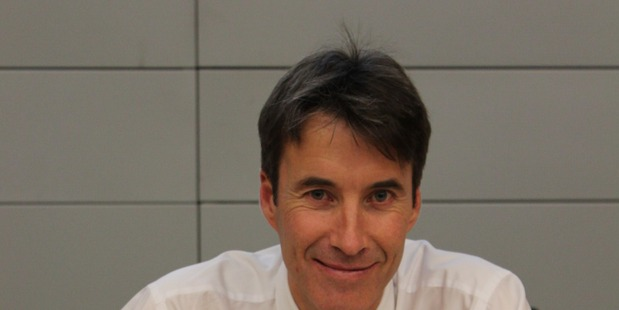 Inland Revenue manager of international revenue strategy John Nash.