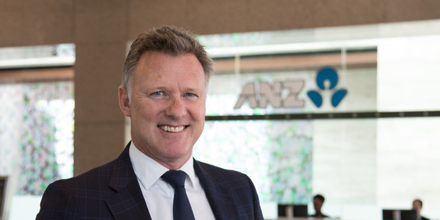 Paul Goodwin is ANZ New Zealand's Managing Director, Institutional.