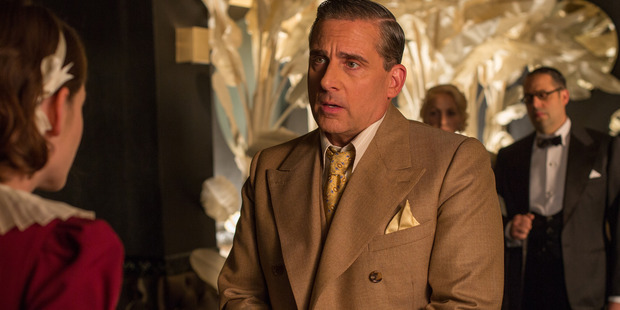 Steve Carell is a surprisingly good choice to play Phil as he schmoozes his way around swanky Hollywood parties.