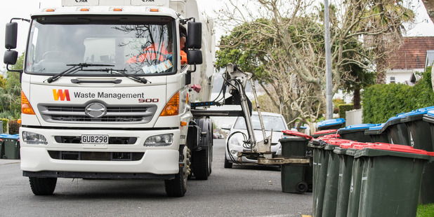 Waste Management is New Zealand's largest waste disposal business.