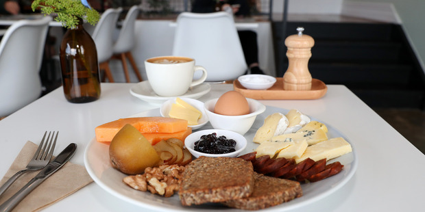 The European Breakfast at Woodside Cafe. Photo / Getty Images
