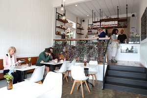 Brunch review at Woodside Cafe: health at heart