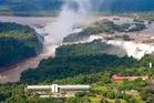 Sheraton Iguazu.