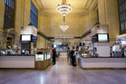 Great Northern Food Hall, Grand Central Station, New York City.