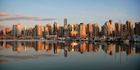 Vancouver's glorious skyline. Photo / 123RF