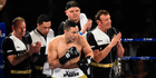 Boxing hyperbole would have us believe a Joseph Parker heavyweight boxing title fight will be  the biggest sporting event  held in New Zealand. Photo / Photosport