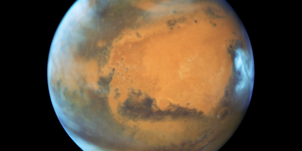Loading The probe has arrived at Mars but scientists are unsure if it survived.