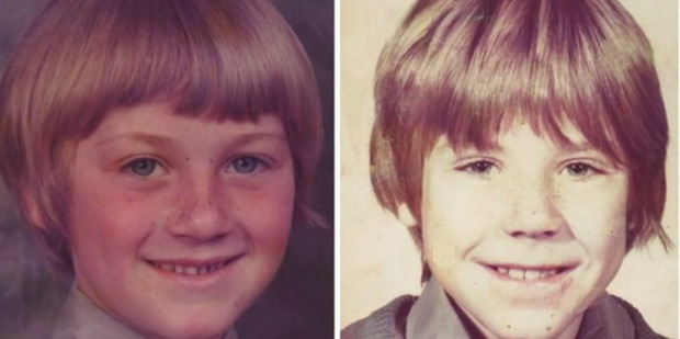 John Greenwood, left, and Gary Miller died from injuries sustained after being assaulted and buried alive in Liverpool in 1980.