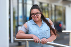 Antonia Leota has found work and entered education with the help of The Salvation Army. Photo /  Doug Sherring