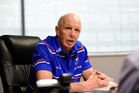LEGEND: Sir Gordon Tietjens will start a new chapter in his coaching career with Samoa in January. PHOTO:GEORGE NOVAK