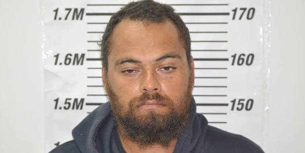 Cook Islands Police confirmed late this morning that their stand-off with escaped prisoner Chris Rimamotu of Titikaveka had come to an end, but refused to elaborate. Photo / Supplied