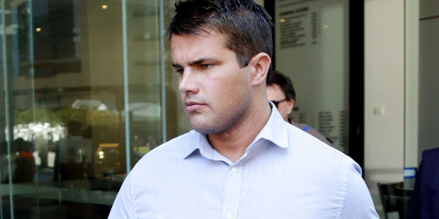 """In a letter to the court Gable Tostee said alcohol lowered his inhibitions """"far too much"""". Photo / News Corp"""