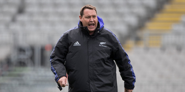 Loading Hansen reckons they were the team that locked into New Zealand minds that rugby can be played at a high tempo. Photo / Brett Phibbs
