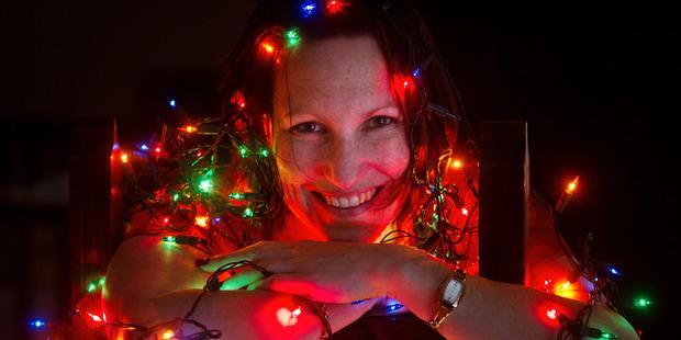 Loading FESTIVE: Rotorua Christmas Parade and Festival co-ordinator Alia Ryan says the event is a way locals can celebrate the festive season. PHOTO/STEPHEN PARKER