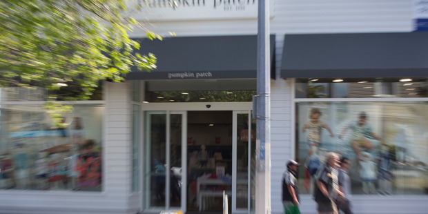 Pumpkin Patch operates about 150 stores globally. Photo / Nick Reed