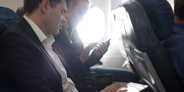Airlines say wifi is most popular with passengers on long daytime flights