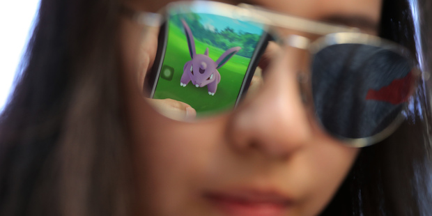 Loading The developers of Pokemon Go did not introduce new elements quickly enough to stop players getting bored. Photo / AP