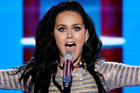 Katy Perry has admitted children are being a big focus in her life. Photo / AP