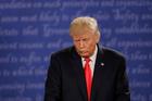 Republican presidential nominee Donald Trump still hasn't let go of a decade-old Emmy snub. Photo / AP