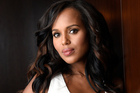 Kerry Washingtona and her husband Nnamdi Asomugha welcomed a baby boy to their family. Photo / AP