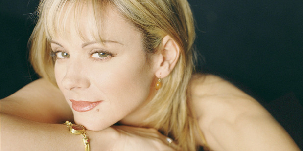 Loading Sex and The City star, actress Kim Cattrall.