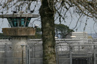 Three members of staff at Auckland Prison in Paremoremo were assaulted by a group of five prisoners yesterday.