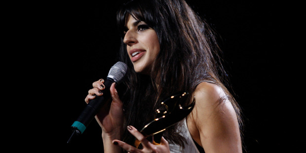 Brooke Fraser is one of the headline acts at The Winery Tour. Photo/file