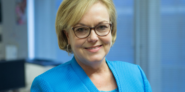 Corrections Minister Judith Collins.