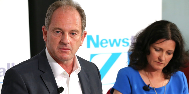 Labour MP David Shearer says the Government should have met with democracy campaigners from Hong Kong. Picture: Greg Bowker