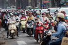 Ho Chi Minh City in Vietnam, which has a population of 8.2 million. Photo / Alan Gibson
