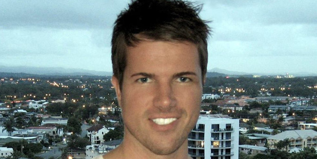 Gable Tostee called his father after Warriena Wright fell of the balcony. Photo / Facebook