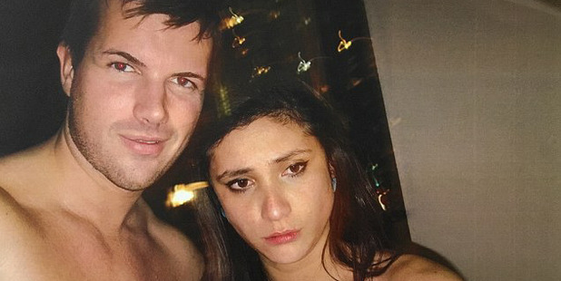 Warriena Wright plunged off his Gold Coast balcony of Tostee's 14th floor apartment after a date on August 8, 2014. Photo / Supplied