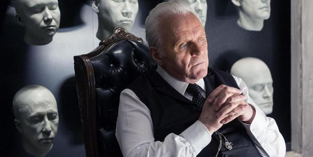 Anthony Hopkins in Westworld. Photo / Getty