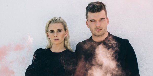 Georgia and Caleb Nott are the brother and sister behind Broods. Photo / Supplied