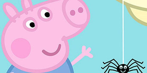 The peak time for Brits to buy Peppa Pig merchandise (Britain's most popular toy brand) is in the middle of the night, according to eBay, the online retailer.