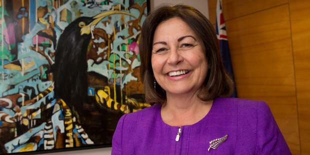 Loading Education Minister Hekia Parata advised John Key earlier this year that she would not be standing. Photo / Mark Mitchell.